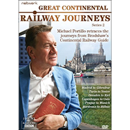Great Continental Railway Journeys: Series 2 (UK-import) (DVD)