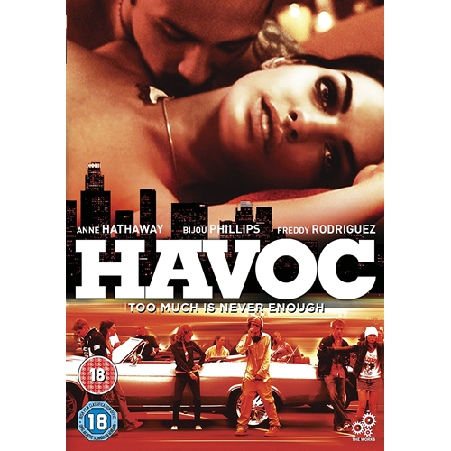 Havoc (UK-import) (DVD)