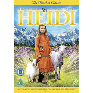 Heidi (UK-import) (DVD)