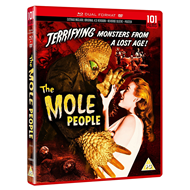 The Mole People (UK-import) (Blu-ray + DVD)