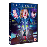 Spaceship (UK-import) (DVD)