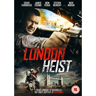 London Heist (UK-import) (DVD)