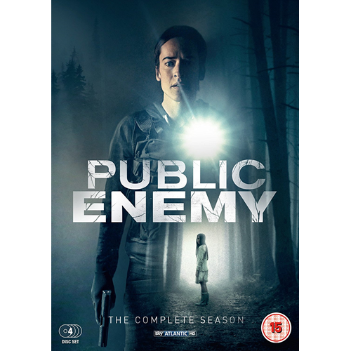 Public Enemy - Sesong 1 (UK-import) (DVD)