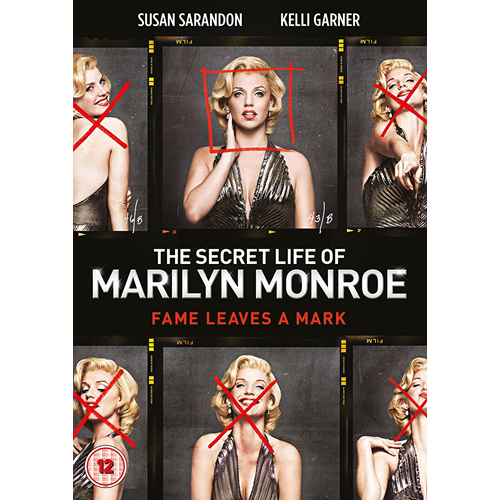 The Secret Life Of Marilyn Monroe (UK-import) (DVD)