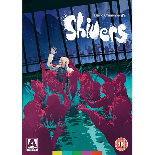 Shivers (UK-import) (DVD)