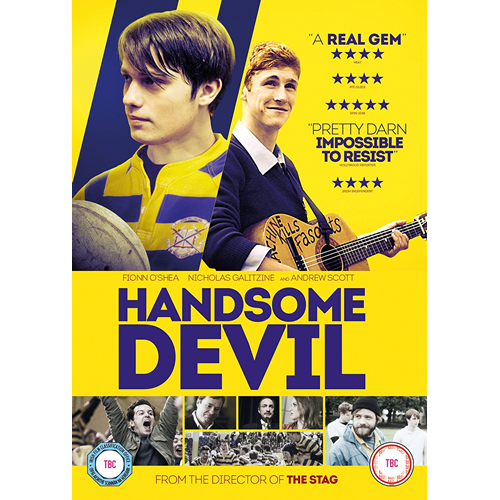 Handsome Devil (UK-import) (DVD)