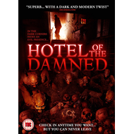Hotel Of The Damned (UK-import) (DVD)