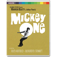 Mickey One (UK-import) (Blu-ray + DVD)