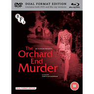 The Orchard End Murder (UK-import) (DVD + Blu-ray)