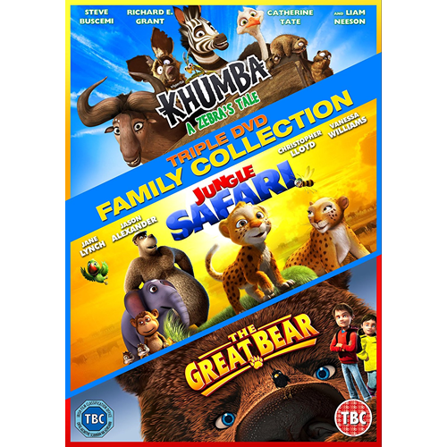 Family Film Collection (UK-import) (DVD)