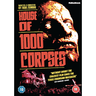 House Of 1000 Corpses (UK-import) (DVD)