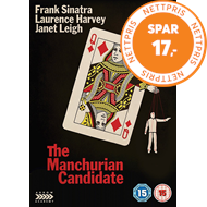 Produktbilde for The Manchurian Candidate (UK-import) (DVD)