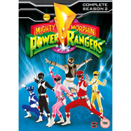 Mighty Morphin Power Rangers: Complete Season 2 (UK-import) (DVD)