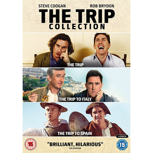 The Trip Collection (UK-import) (DVD)
