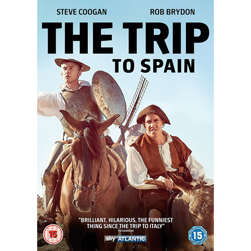 The Trip To Spain (UK-import) (DVD)