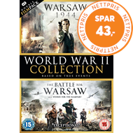 Produktbilde for Warsaw Collection (UK-import) (DVD)