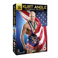 WWE: Kurt Angle - The Essential Collection (UK-import) (DVD)