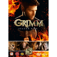 Grimm - Sesong 5 (DVD)