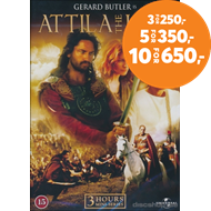 Produktbilde for Attila The Hun (DVD)