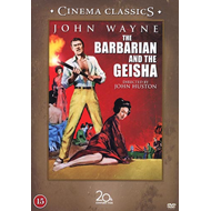 The Barbarian And The Geisha (DVD)