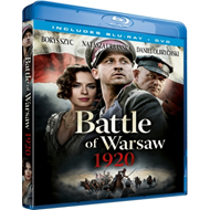Battle Of Warsaw 1920 (Blu-ray + DVD)