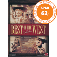 Produktbilde for Best Of The West Collection (DVD)
