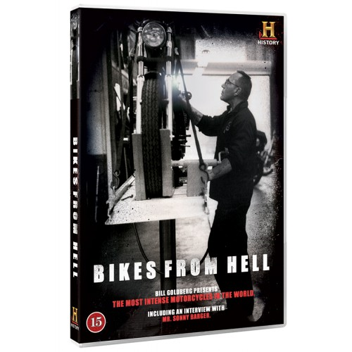 Bikes From Hell (DVD)