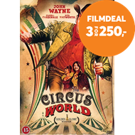 Produktbilde for Circus World (DVD)