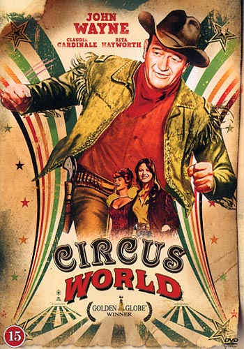 Circus World (DVD)