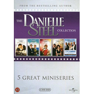 The Danielle Steel Collection - 5 Great Miniseries Volume 4 (DVD)