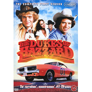 The Dukes Of Hazard - Sesong 1 (DVD)