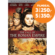 Produktbilde for The Fall Of The Roman Empire (DVD)