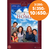 Produktbilde for Follow The Stars Home (DVD)