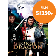 Produktbilde for George And The Dragon (DVD)