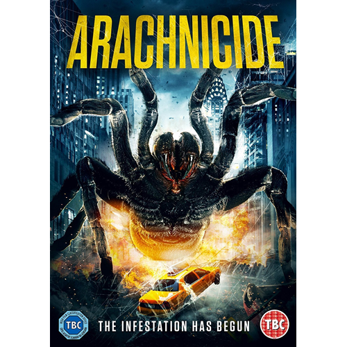 Arachnicide (UK-import) (DVD)