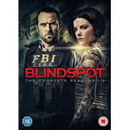 Blindspot - Sesong 1-2 (UK-import) (DVD)