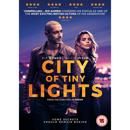 City Of Tiny Lights (UK-import) (DVD)