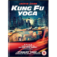 Kung Fu Yoga (UK-import) (DVD)