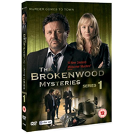 The Brokenwood Mysteries - Sesong 1 (UK-import) (DVD)
