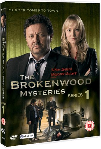 The Brokenwood Mysteries - Sesong 1 (DVD)