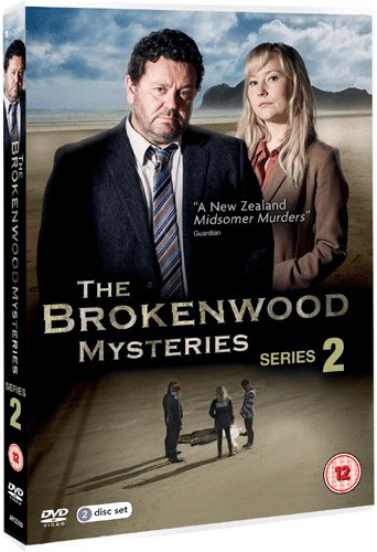 The Brokenwood Mysteries - Sesong 2 (UK-import) (DVD)