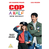 Cop And A Half: New Recruit (DVD)