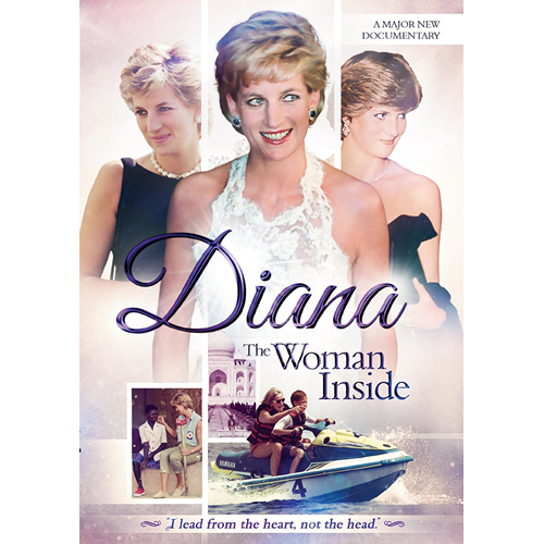 Diana - The Woman Inside (DVD)