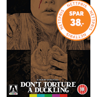 Produktbilde for Don't Torture A Duckling (UK-import) (Blu-ray + DVD)