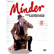 Minder: The Complete Collection (UK-import) (DVD)