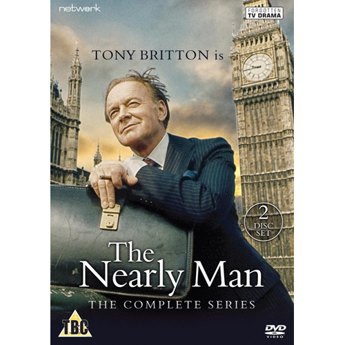 The Nearly Man: The Complete Series (UK-import) (DVD)