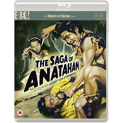 The Saga Of Anatahan - The Masters Of Cinema Series (UK-import) (Blu-ray + DVD)