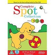 Spot: Complete Collection (DVD)