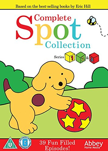 Spot: Complete Collection (UK-import) (DVD)