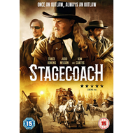 Stagecoach - The Texas Jack Story (UK-import) (DVD)